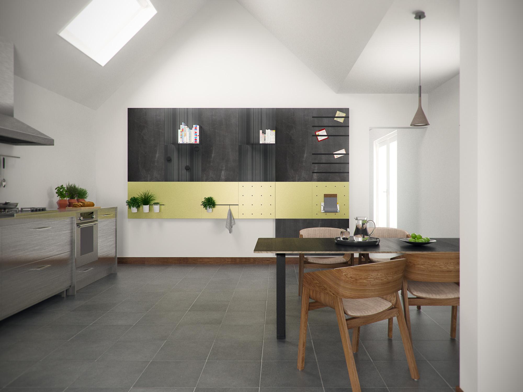 Kamers keuken classy