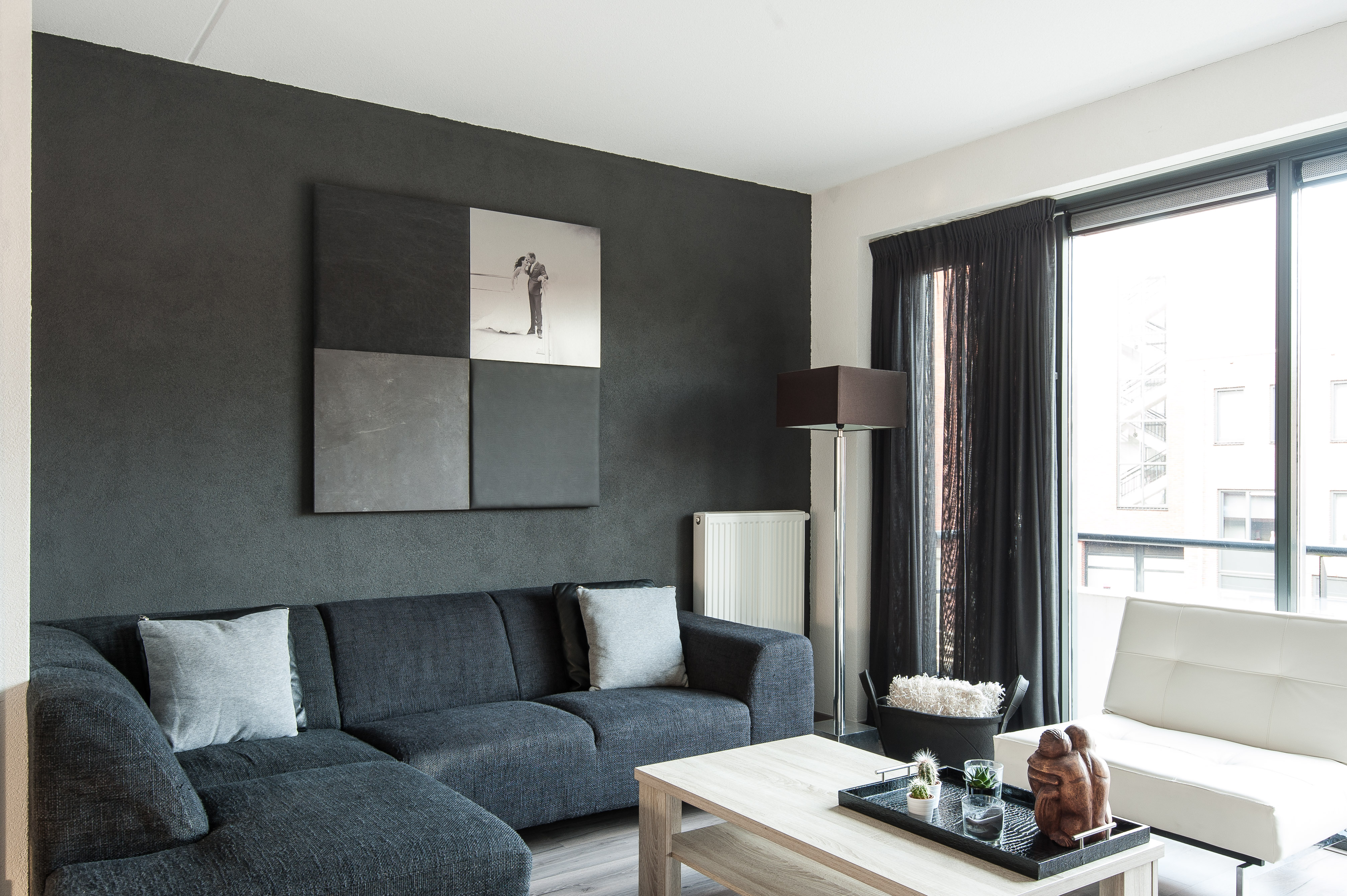 Muurdecoratie Woonkamer Metaal ~ Ideeën Voor Huis Ontwerp Ideeën en ...
