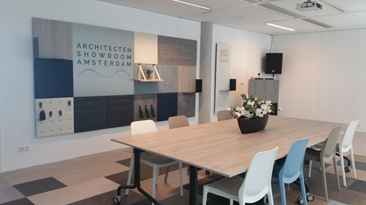 Project Architecten Showroom