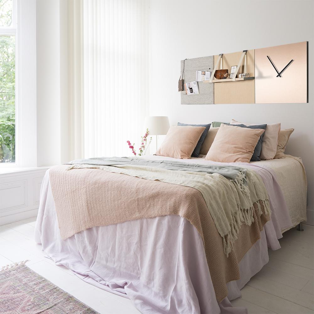 Dock Four - Wanddecoratie slaapkamer